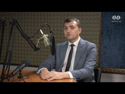 Міський голова Хмельницького Олександр Симчишин про розвиток міста і плани міської влади