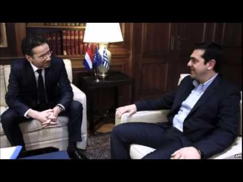 Greece economy: Finance Minister Varoufakis in key France talks