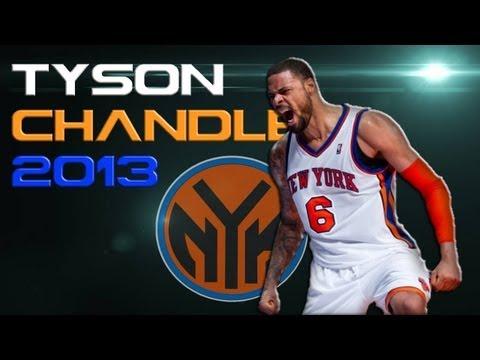[HNTV] - Tyson Chandler 2013 Mix - HD □□