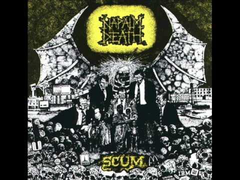 Napalm Death - Dragnet