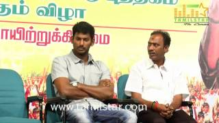 Actor Vishal Help To Poor Students