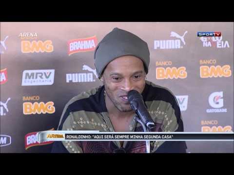 Despedida Ronaldinho Gaucho Atletico Mineiro