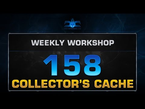 Dota 2 Weekly Workshop - Week 158 (2017 Collector's Cache)