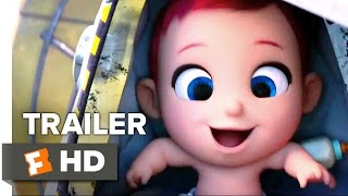 Storks Official Trailer #2 (2016) - Andy Samberg, Jennifer Aniston Movie HD
