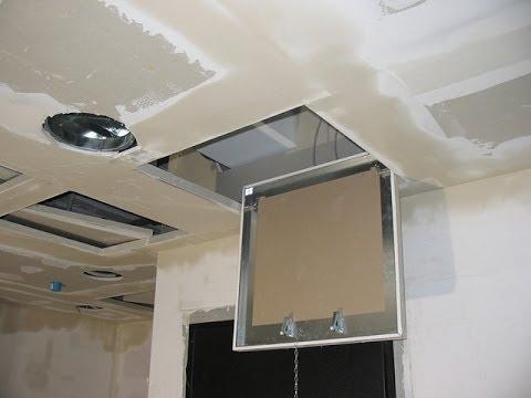 Fissaggio cartongesso a soffitto