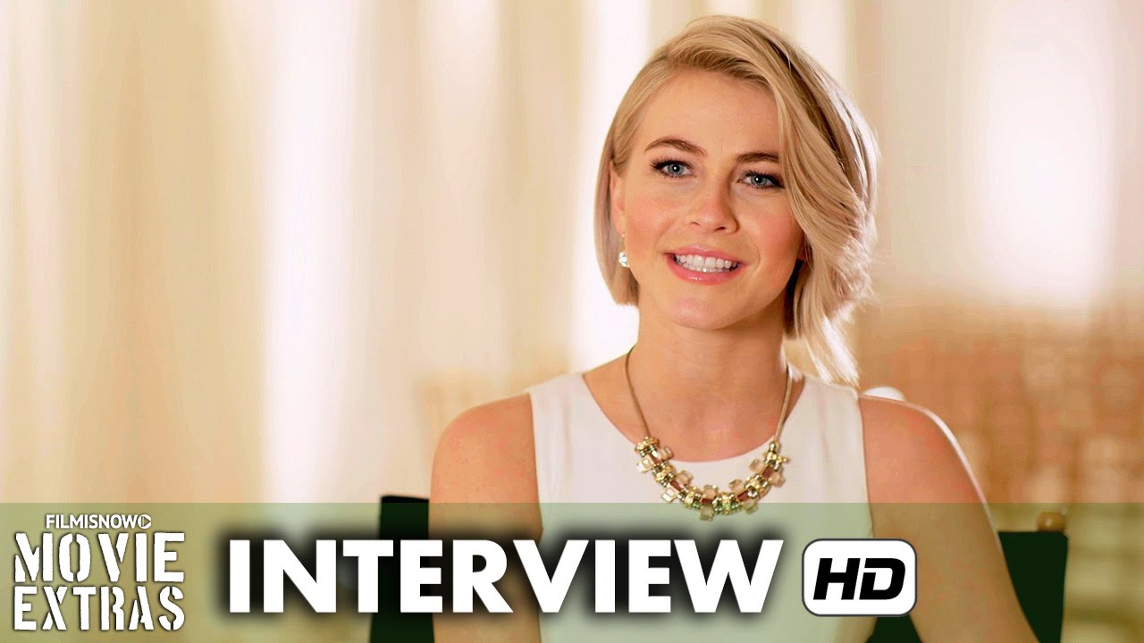Dirty Grandpa (2016) Behind the Scenes Movie Interview - Julianne Hough is 'Meredith Goldstein'