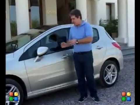 Auto al dia - TEST Peugeot 308 - 25-02-12 PARTE 1/4