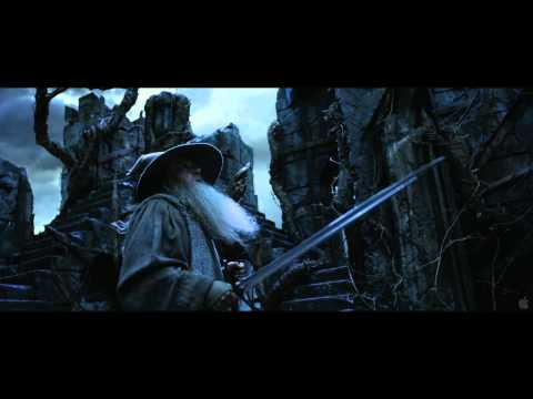 The Hobbit: An Unexpected Journey Trailer #1