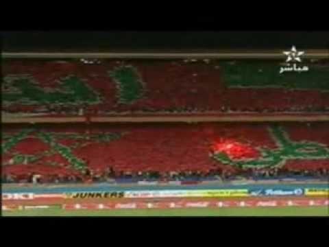 Morocco vs Algeria 4-0