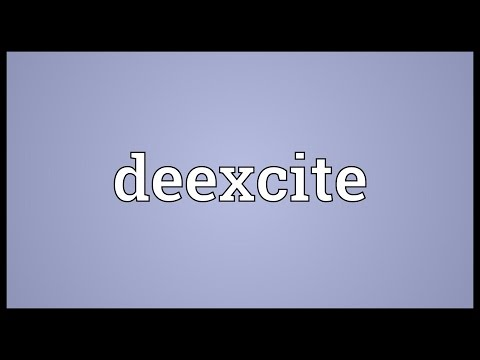 Header of Deexcite