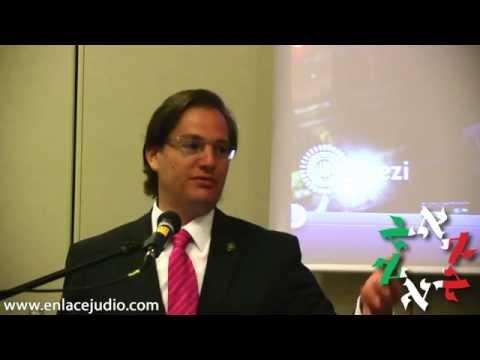 Enlace Judío - Salomón Chertorivski en Israel: Intervención en