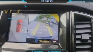Giới thiệu Camera 360  siêu nét cho ô tô