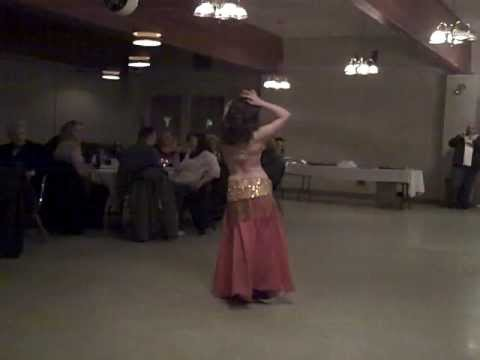 Sandra LiLi: Belly Dance performance