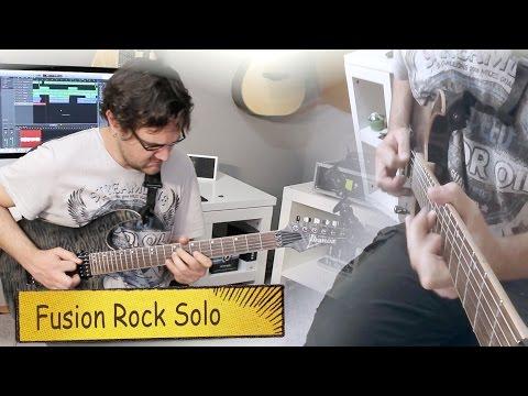 Fusion Rock Modulation Solo
