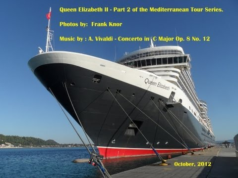Queen Elizabeth II - Mediterranean Tour Series Part 2