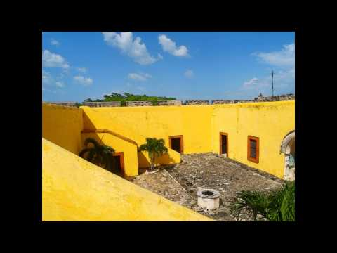 Historic Beautiful Colorful Campeche