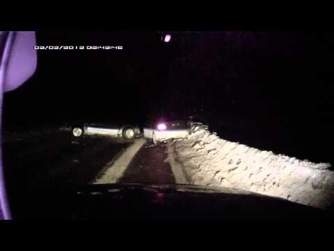 Авария на Приозерском шоссе