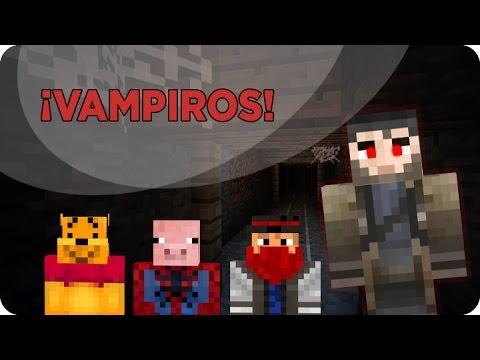 Minecraft - ¡Cuidado con los Vampiros!