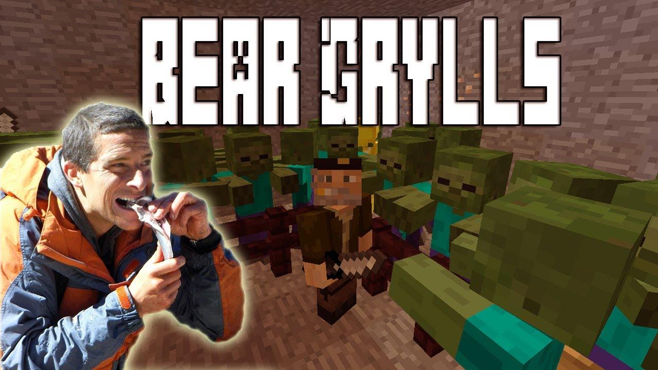 Мод bear grylls mod