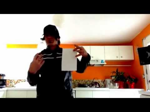 Magic tutorial Easy magic trick, learn in 1 minute. Criss Angel!