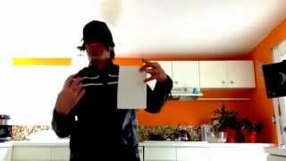 Easy magic tricks for kids This is a magic trick tutorials like Criss Angel!