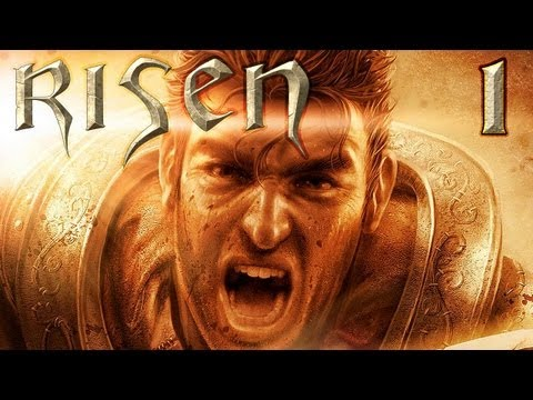 Let's Play Risen HD #001 [Deutsch] [HD+] - An Fremden Gestaden