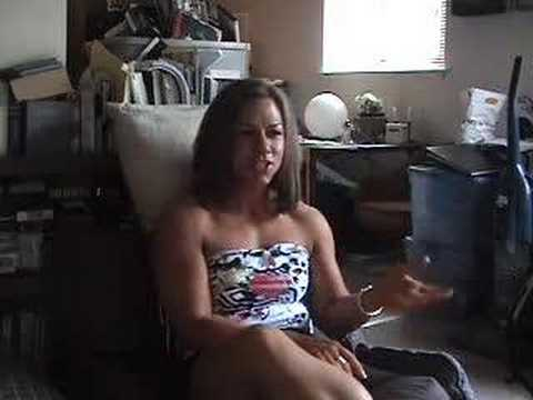 Jennifer Benda Interview - Female Bodybuilder Video