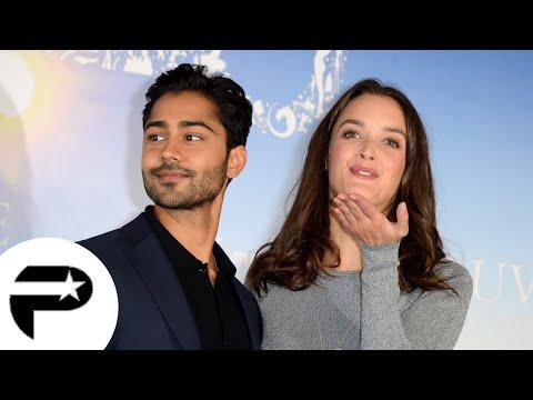 Charlotte Le Bon, Manish Dayal, couple sexy au cinéma
