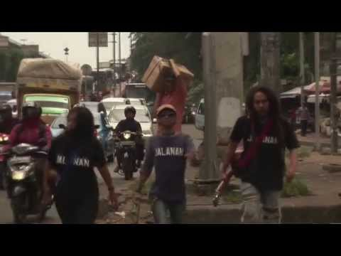 Navicula -- Metropolutan (JALANAN Movie Soundtrack )