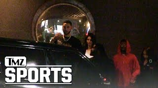 Kendall Jenner Back with Ben Simmons, Let's Party!! | TMZ Sports