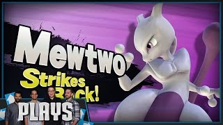 Let's Play Super Smash Bros. Mewtwo DLC - Kinda Funny Plays