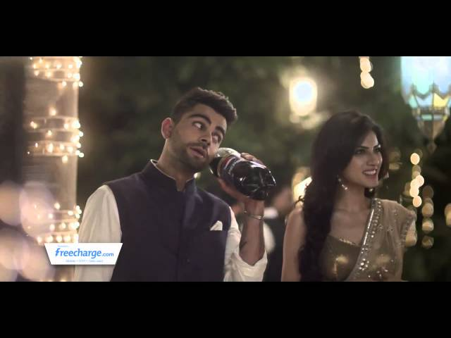 Pepsi 60 Crore Tak Ka Recharge TVC 2013-Virat Kohli(Latest Indian TV Ad)