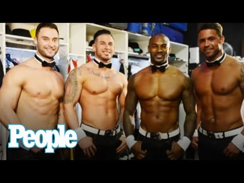 Celebrity Chippendales Dancer Tyson Beckford Makes Your Bachelorette Party Sexier! | PEOPLE Now
