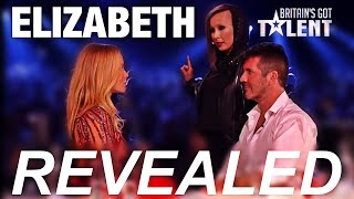 Elizabeth(The Haunting): BGT Semi-Final Magic Trick REVEALED