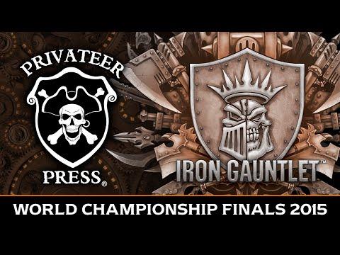 Iron Gauntlet World Championship Finals 2015