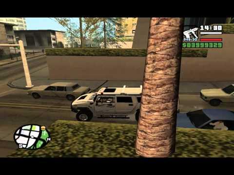 GTA Mod HUMMER H6