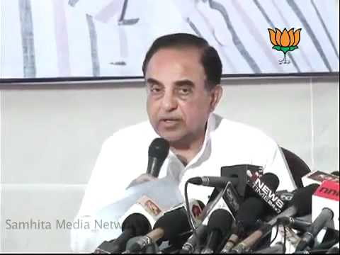 BJP Press: Pranab Mukherjee president election nomination: Sh. Subramanian Swamy: 09.07.2012