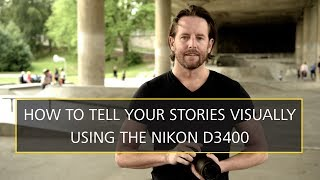 How to capture the action at a skate park with the D3400