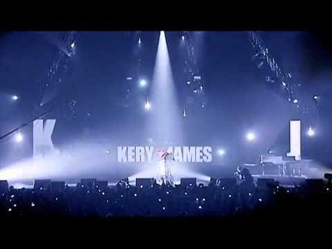 KERY JAMES - LE CLIP LIVE Lettre A mon Public + Parole