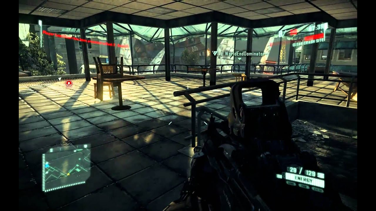 Crysis 3 multiplayer suit