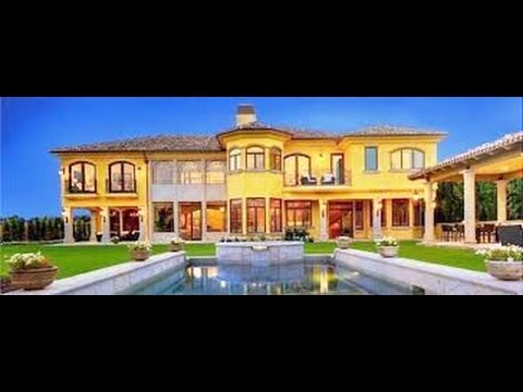 Top 10 Most Expensive Footballer's  Houses