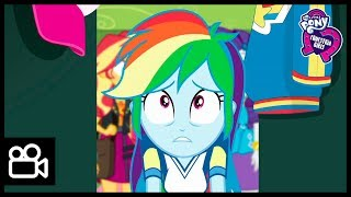 ▷Clip | Sock It To Me | MLP: Equestria Girls | Choose Your Own Ending [HD]