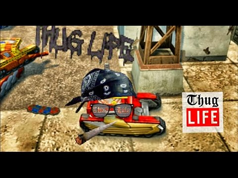 Tanki Online Thug Life Video #1