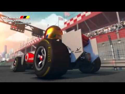 F1 RACE STARS von Codemasters Racing – Offizieller Trailer