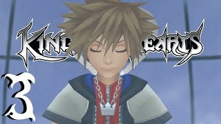 It doesn't feel fair | Let's Play Kingdom Hearts 2 Part 3