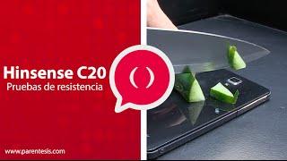 Pruebas de resistencia: Hisense C20 al extremo