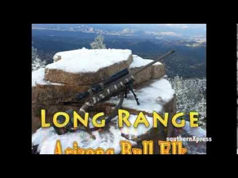 Arizona Bull Elk @ Long Range Hunting @ 1300 Yard Shot: Shooting a 338 Edge