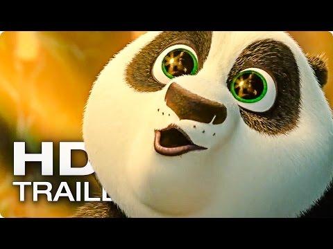 KUNG FU PANDA 3 Trailer 3 German Deutsch (2016)