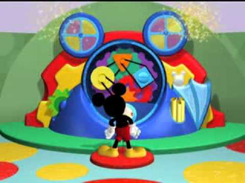 Mickey Mouse Expression Mickey Mouse Clubhouse