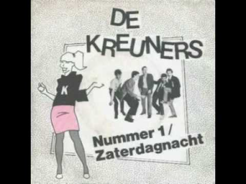 De Kreuners - Nummer 1 (1980)